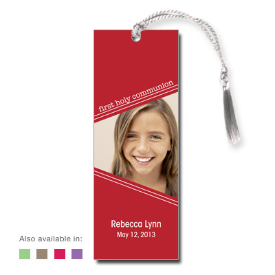 Angled Colors Bookmark