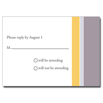 Olive Branch First Communion Response Card